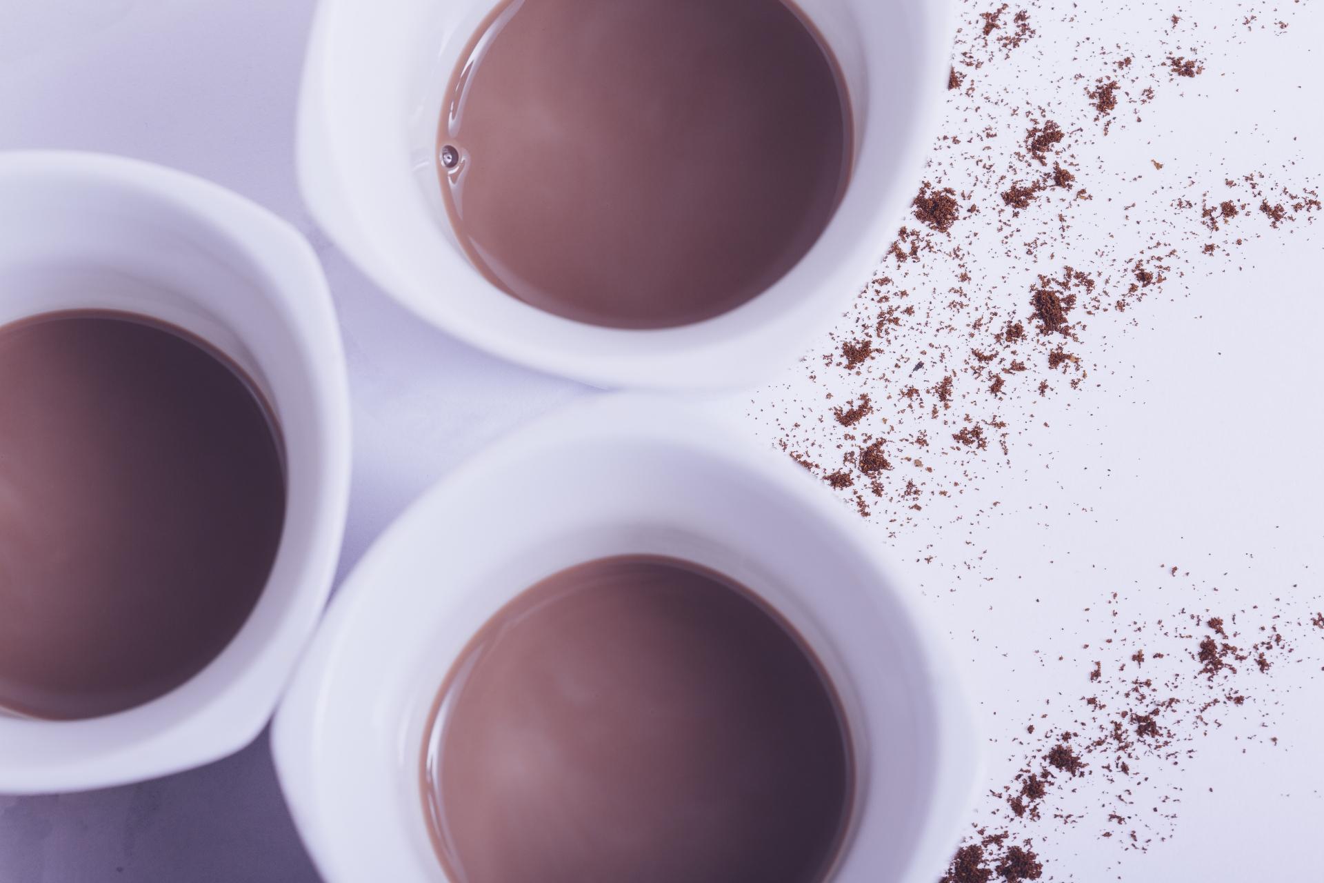 同じ?違う?ホットチョコレートとココアの話