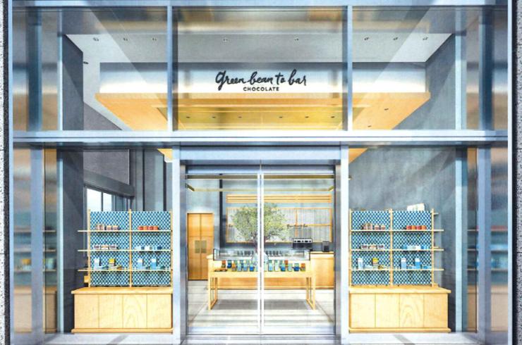 green bean to bar CHOCOLATE 日本橋
